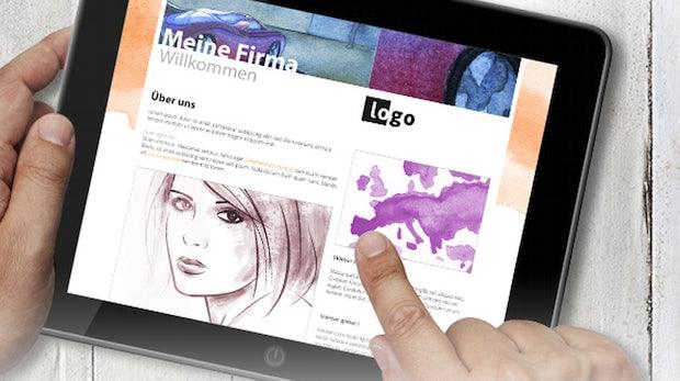 Stratos neuer Homepage-Baukasten im t3n Kurztest