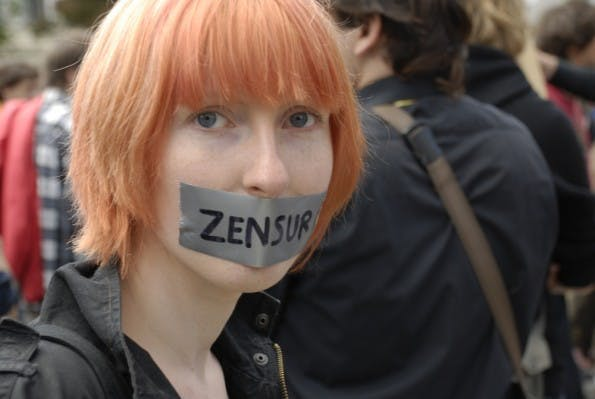 """""""Kunst braucht intellektuelle Freiheit, um zu gedeihen"""": Cory Doctorow auf der NEXT Berlin 2014. #FLICKR#"""
