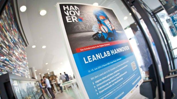 Startup an einem Wochenende: Das sind die Ergebnisse vom LeanLab Hannover