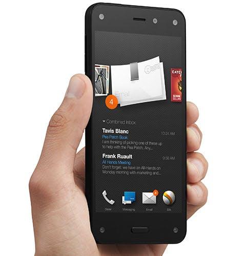 Amazons Fire Phone bezieht natürlich alle seine Inhalte aus dem Amazon-Universum. (Quelle: amazon.com)