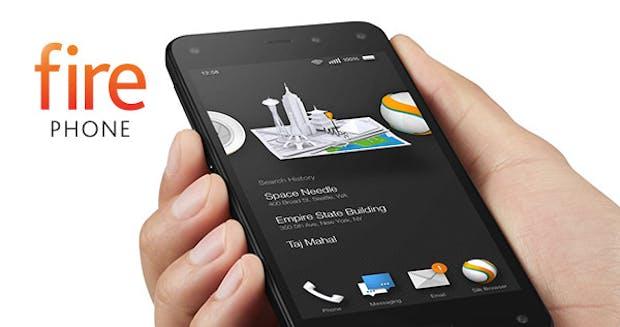 Amazon Fire Phone: Das neue Konsum-Smartphone zwischen iPhone und Android