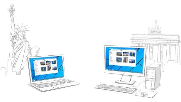 AnyDesk: Ehemalige TeamViewer-Mitarbeiter starten alternative Remote-Desktop-Software