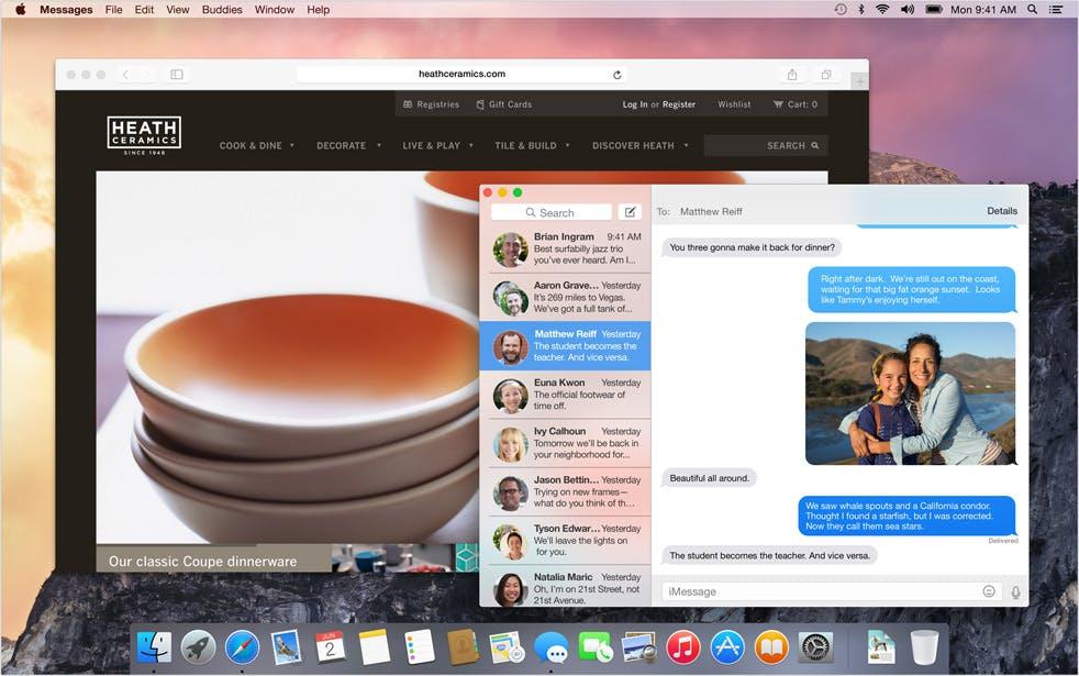"""OS X 10.10 """"Yosemite"""": Apple startet öffentliche Beta"""