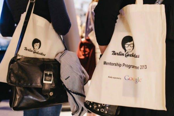 Das letzte Mentoring-Programm der Geekettes wurde von Google unterstützt. Foto: Berlin Geekettes, via Facebook