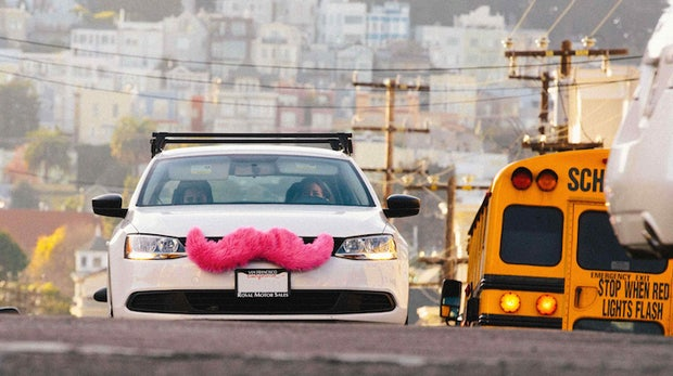 Sharing-Economy ist in San Francisco so normal wie Atmen