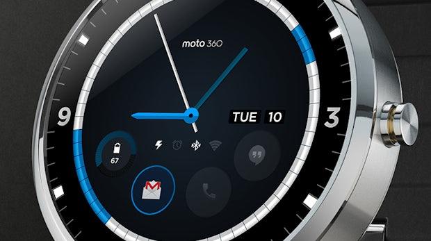 Moto 360: Diese schicken Ziffernblätter könntest du schon in zwei Monaten am Arm tragen