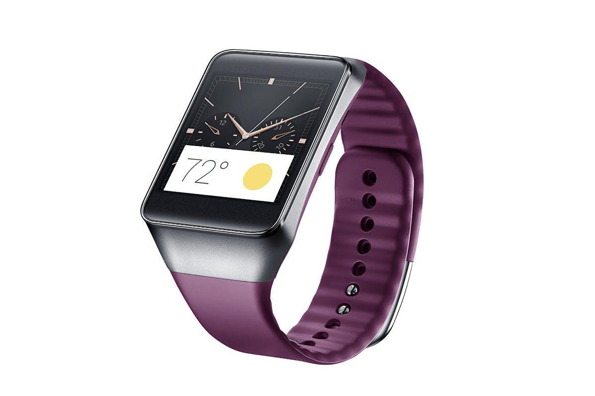 Samsung Gear Live: Simple Smartwatch mit Android Wear für 199 Euro