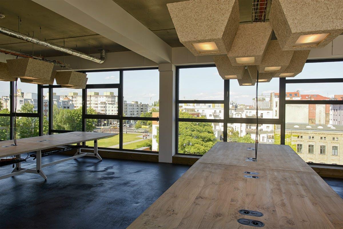 SoundCloud: Erste Einblicke in das neue Headquarter in der Factory Berlin