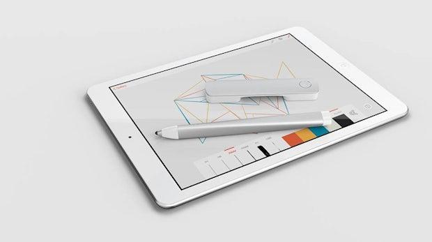 Adobe: Schöner Zeichnen am iPad mit Stift und Lineal