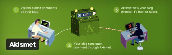 Akismet WordPress Plug-In