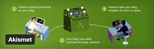 Akismet WordPress Plug-In