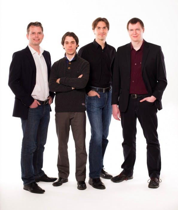 Das Team hinter AnyDesk besteht aus ehemaligen TeamViewer-Mitarbeitern. (Quelle: AnyDesk)