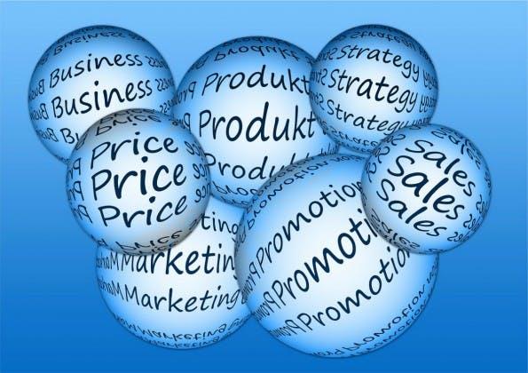 Preisgestaltung - einer von vielen Bausteinen, der Deinen Shop erfolgreich machen kann. (Grafik: pixabay.com)