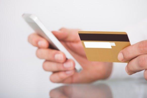 banking smartphone
