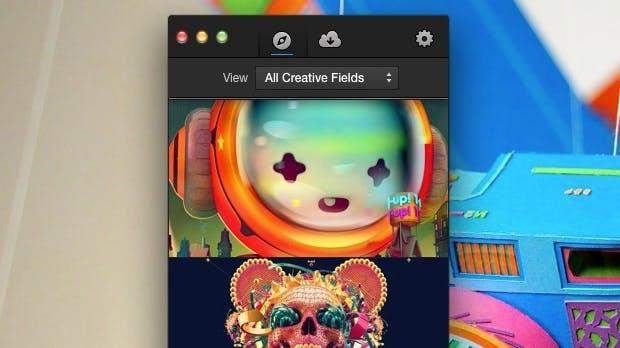 Behance: Neue Mac-App für wunderschöne Wallpaper direkt aus Adobes Kreativ-Community