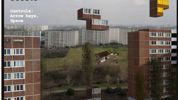 Online finden sich hunderte Versionen von Tetris, die sich direkt im Browser spielen lassen. (Bild: Mylostgames)
