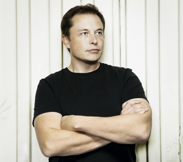 Elon Musk steht jetzt für den Open-Source-Gedanken der Großindustrie. (Quelle: Elon Musk Blog)