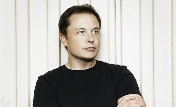 BASIC in 3 Tagen gelernt: So wurde Elon Musk zum erfolgreichen Konzernchef [Infografik]