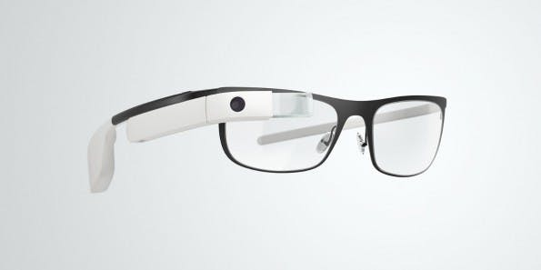 Die von externen Designern entwickelte Kollektion beinhaltet sowohl Datensonnebrillen als auch Google Glass mit Sehstärke. (Bild: Fastcompany)