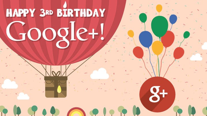 Drei Jahre Google+: Das Social Network im Überblick [Infografik]