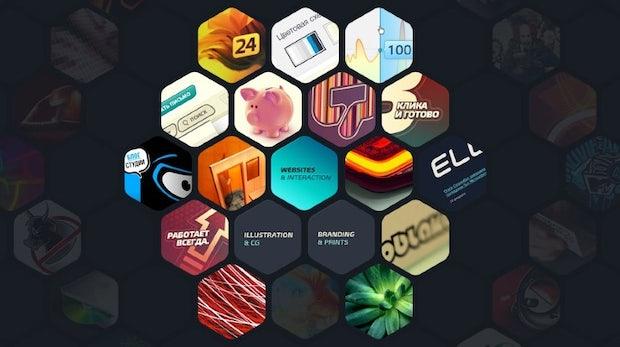 Schluss mit Standard! Design-Inspiration für Logins, Galerien und Co.