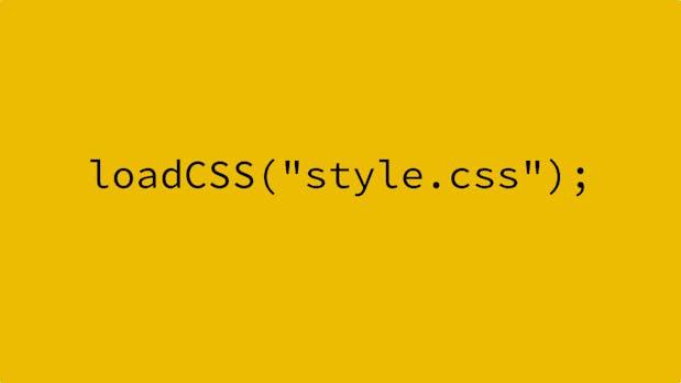 CSS-Stylesheets asynchron nachladen – so gehts!