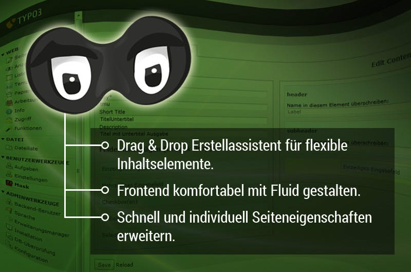 TYPO3 Mask: Die Template-Alternative zu Templavoila