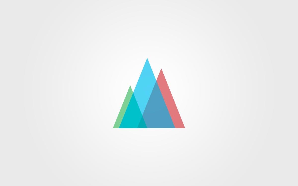 Minimalistische Wallpaper: 45 Grafiken für einen schicken Desktop