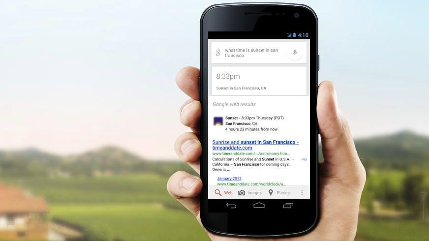 Mobile Suche: Google verliert Marktanteile an Yelp und Co.