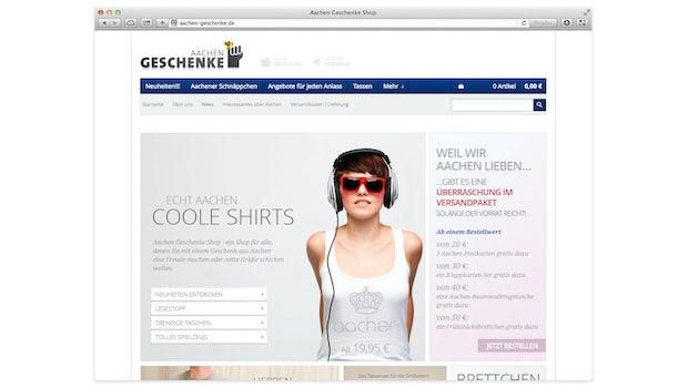 Diese Onlineshops basieren auf Supr. (Screenshot: Supr)