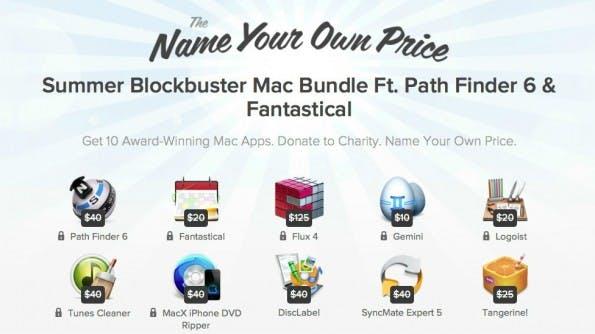 Das Software-Bundle für Mac von 9to5 kann sich sehen lassen. (Bild: 9to5toys)