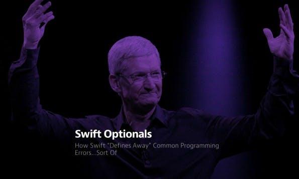 Optionals sind nur eine der Neuerungen in Swift gegenüber Obejctive-C. (Bild: Matt Bridges / Medium)