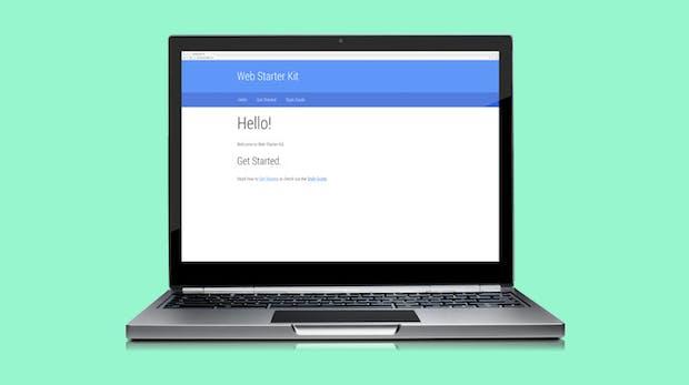 Hilfe aus Googles Werkstatt: Das Web Starter Kit hilft dir, plattformübergreifend zu entwickeln