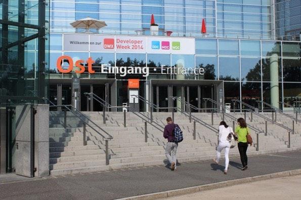 Die Developer Week in Nürnberg. (Foto: Developer Week)