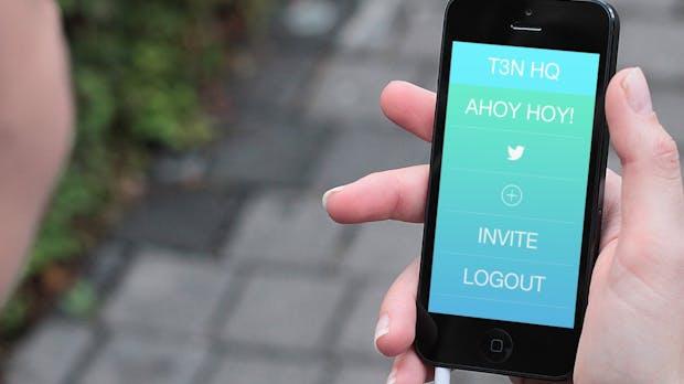 Das Yo für Locations ist da: Wird Ahoy der nächste App-Hit?