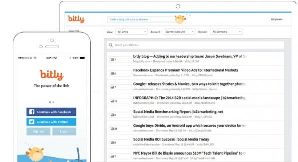 Bitly wandelt gekürzte Links in Affiliate-URLs um. (Grafik: Bit.ly)