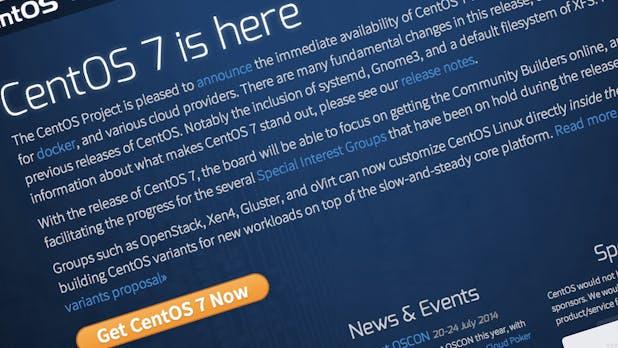 CentOS 7 veröffentlicht: Das kann die Linux-Distribution für Unternehmen
