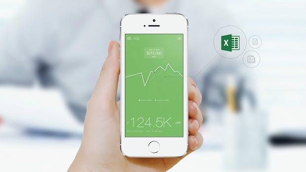 Databox: Wunderschöne App versorgt CEOs mit den wichtigsten Kennzahlen