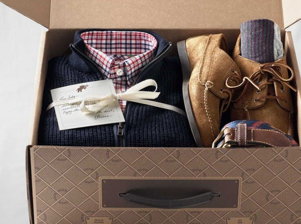 (Screenshot: Trunk Club)