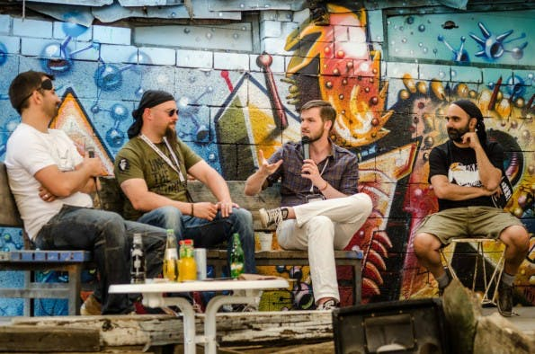 Im Rahmen der Pirate Week erwarten über 1.500 Besucher das World Bitcoin Forum, das Pirate Camp, den Pirate Summit und die Exec I/O. (Foto: Pirate Summit)
