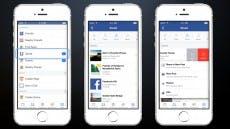 Facebook: Mit der neuen Speicherfunktion könnt ihr Inhalte für einen späteren Zeitpunkt abspeichern. (Grafik: Facebook)