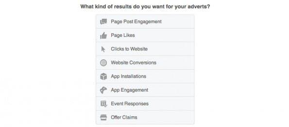 Facebook: Auch für eure Anzeigen auf dem Netzwerk solltet ihr A/B-Tests durchführen. (ScreenshoT: Facebook)