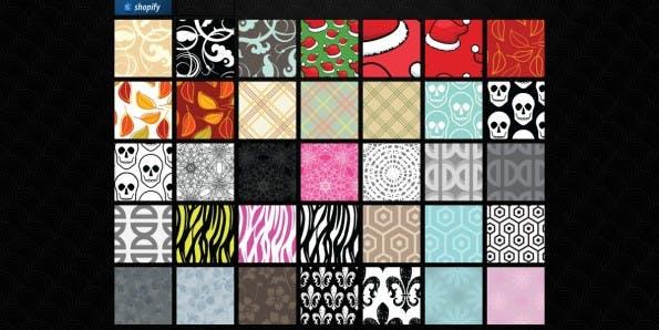 Kostenlose Muster: Auch ein Blick auf Pattern 8 kann sich lohnen. (Screenshot: Pattern 8)