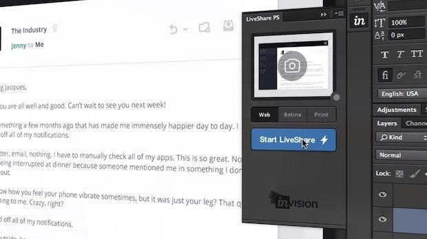 Live-Feedback in Photoshop: Kostenloses Plugin ermöglicht direkte Kommunikation zwischen Designern und Kunden
