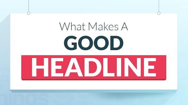 Die perfekte Überschrift: Das steckt in einer packenden Headline