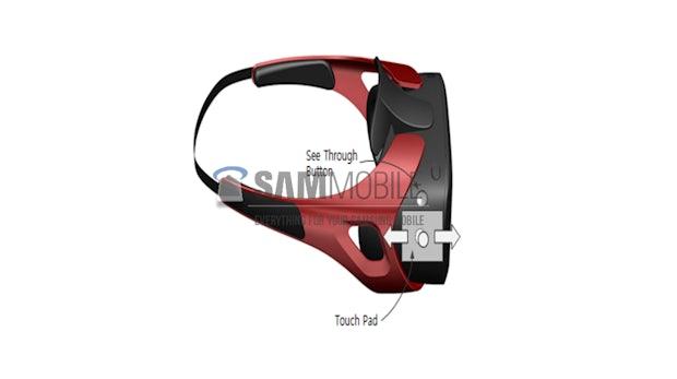 Gear VR: Erste Bilder von Samsungs Virtual-Reality-Brille aufgetaucht