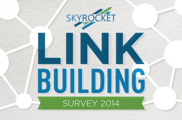 SEO: Linkbuilding-Studie 2014. (Grafik: Skyrocket)