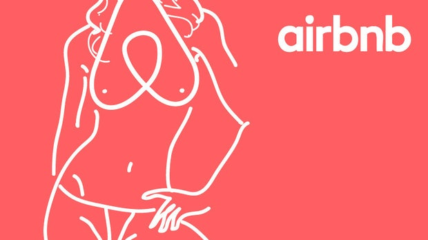 Airbnb: Neues Logo sorgt für Spott und Häme im Netz