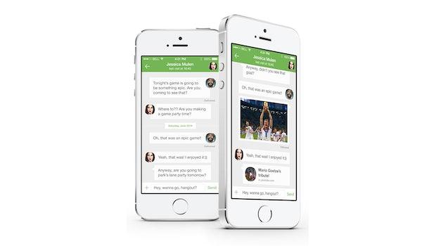 WhatsApp könnte einen deutlichen Facelift vertragen. Vielleicht passend zum Erscheinen von iOS 8? (Quelle: abduzeedo.com)