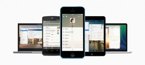 Wunderlist 3 kommt als neue App für Android, iPhone, iPad, Mac und Web. (Bild: 6Wunderkinder)